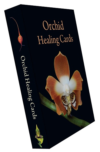 Healing                       Orchid Cards Cover